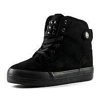 Ботинки зимние женские Prima D'arte W-22 черный