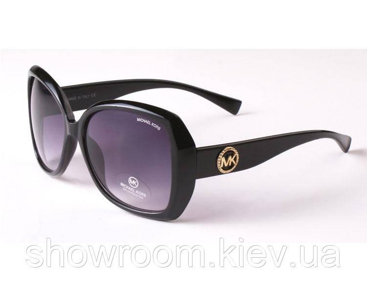 Женские солнцезащитные очки в стиле Michael Kors (8012) black