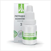 Жидкий пептидный комплекс № 2 для центральной и периферической нервной системы