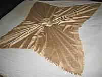 Платок Louis Vuitton кашемир 65% шерсть 35% можно приобрести на выставках в дворце спорта Киев