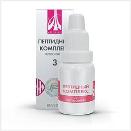 Жидкий пептидный комплекс № 3 для иммунной системы