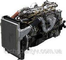 Isuzu 6UZ1-TCS Максимальная мощность, кВт279 Частота вращения, об/мин2000 Тип охлаждения двигателяжидкостное Объём двигателя, л9.893 Применениетяжелые грузовики и трактора японского производства Страна производительЯпония