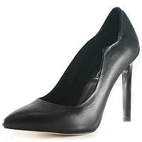 Туфли женские Foletti F-3 чк черная кожа