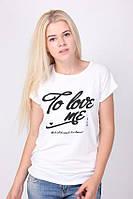 Модная женская футболка оптом и в розницу