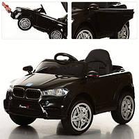 Детский электромобиль M 3180EBLR-2,мягкие колеса и кожаное сиденье