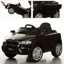 Дитячий електромобіль M 3180EBLR-2,м'які колеса і шкіряне сидіння