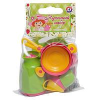 Детский кухонный набор 24 предмета