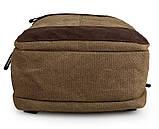Городской мужской качественный рюкзак  9028C, фото 5