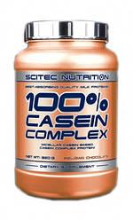 Казеїн Scitec Nutrition 100% Casein Complex 920 г