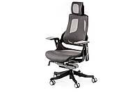 Кресло компьютерное WAU CHARCOAL NETWORK темно-серый