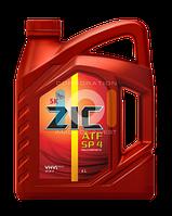 ZIC Трансмиссионное масло ZIC ATF SP 4 4л