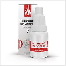 Жидкий пептидный комплекс № 7 для поджелудочной железы
