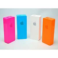 Портативный аккумулятор Power Bank Apple 6000 mAh, внешний аккумулятор, внешний аккумулятор для iphone
