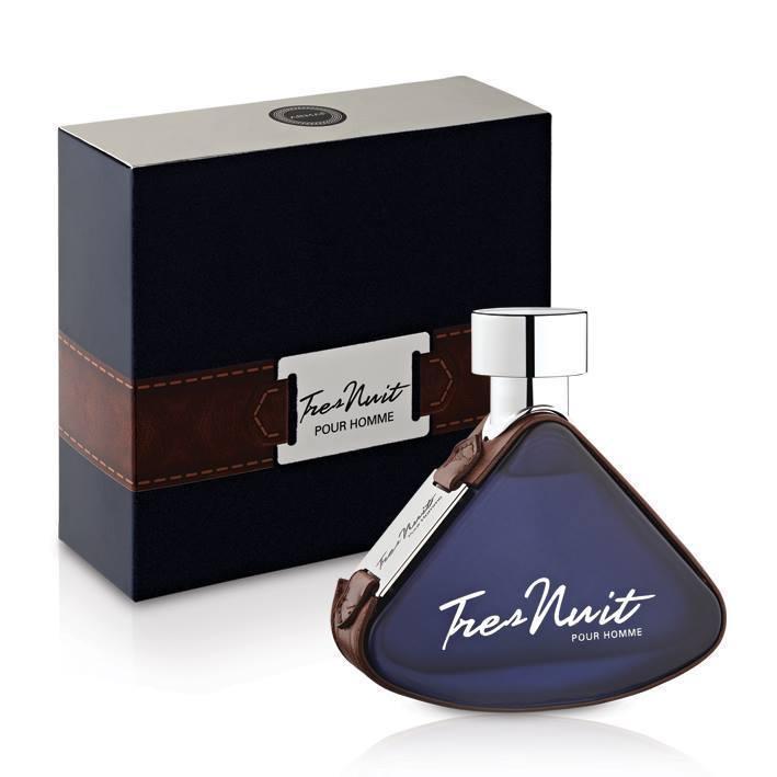Мужская парфюмерная вода Tres Nuit 100ml. Armaf (Sterling Parfum)