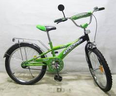"""Велосипед двухколесный Tilly EXPLORER 20"""" цвета в ассортименте"""