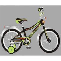 """Велосипед двухколесный Super Bike 16"""" цвета в ассортименте"""