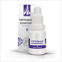 Жидкий пептидный комплекс № 9 для восстановления мужской половой системы