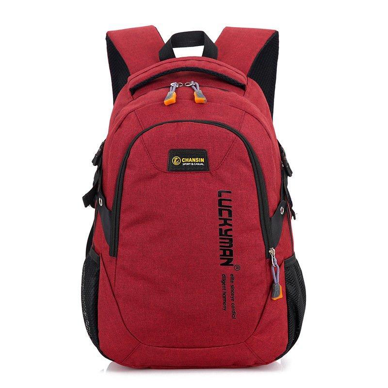 Городской рюкзак Chansin Luckyman red