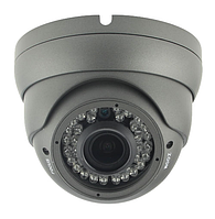 Видеокамера  IP  цв.купольная SVS-30DG2,4IP/28-12 POE