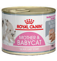Консервы Бэбикет Royal Canin Babycat Instinctive для котят 195 гр.