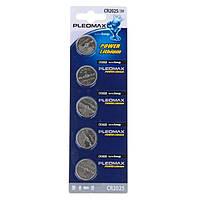 Батарейки Samsung - Pleomax Lithium CR2025 Li-Ion 3V 5/100/1000шт
