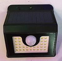 Свет-к LEMANSO фасадный LED 3,5W 350LM IP65 с д/дв. + солнечн. бат./ M998, фото 1