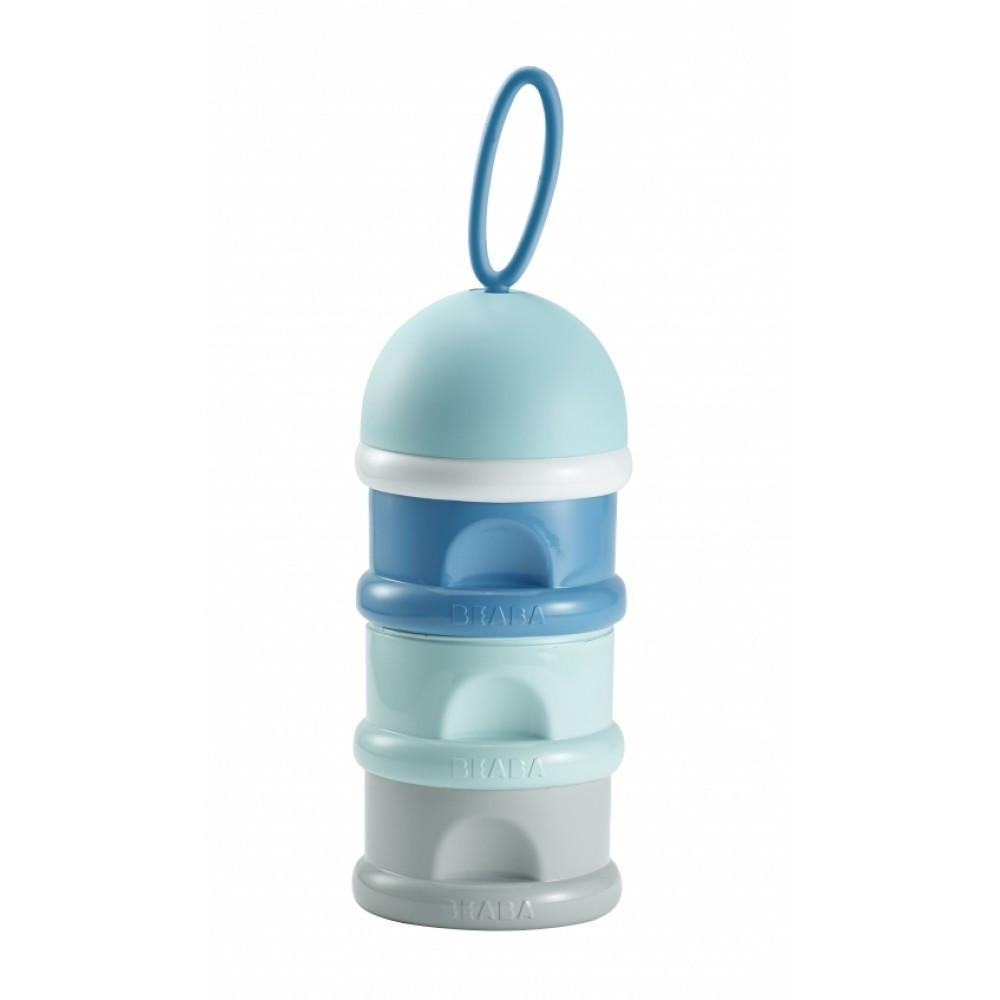 Beaba - Контейнер для сыпучих смесей, blue