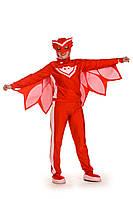 Взрослый костюм для аниматоров PJ Masks Owlettе