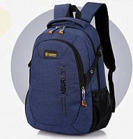 Рюкзак городской Luckyman dark blue
