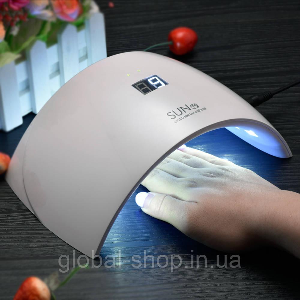 UV LED лампа Sun9S 24 Вт для геля и гель-лака (с дисплеем)