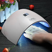 UV LED лампа Sun9S 24 Вт для геля и гель-лака (с дисплеем), фото 1