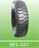 Шины для погрузчиков 18*7-8/16 Malhotra MFL 437  TTF