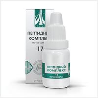 Жидкий пептидный комплекс № 17 для восстановления зрительного анализатора