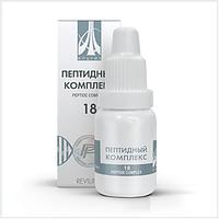 Жидкий пептидный комплекс № 18 для восстановления слуха