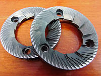 Ножі Bianchi 64x38x9 3 отвори (права)