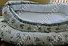 Детский кокон позиционер для новорожденных (бежевые расцветки), фото 2