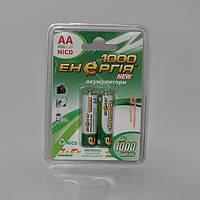 Аккумуляторы Энергия АА HR6 Ni-Cd 1000mAh 1.2V 2/20/200шт