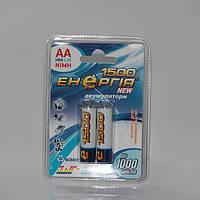 Аккумуляторы Энергия АА HR6 Ni-MH 1500mAh 1.2V 2/20/200шт