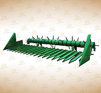 Приставки к зерновым жаткам для уборки подсолнечника