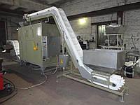 Печь конвекционная с системой очистки и охлаждения