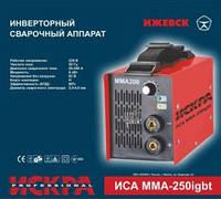 Сварочный инвертор Искра ИСА 250а SVT /0-88