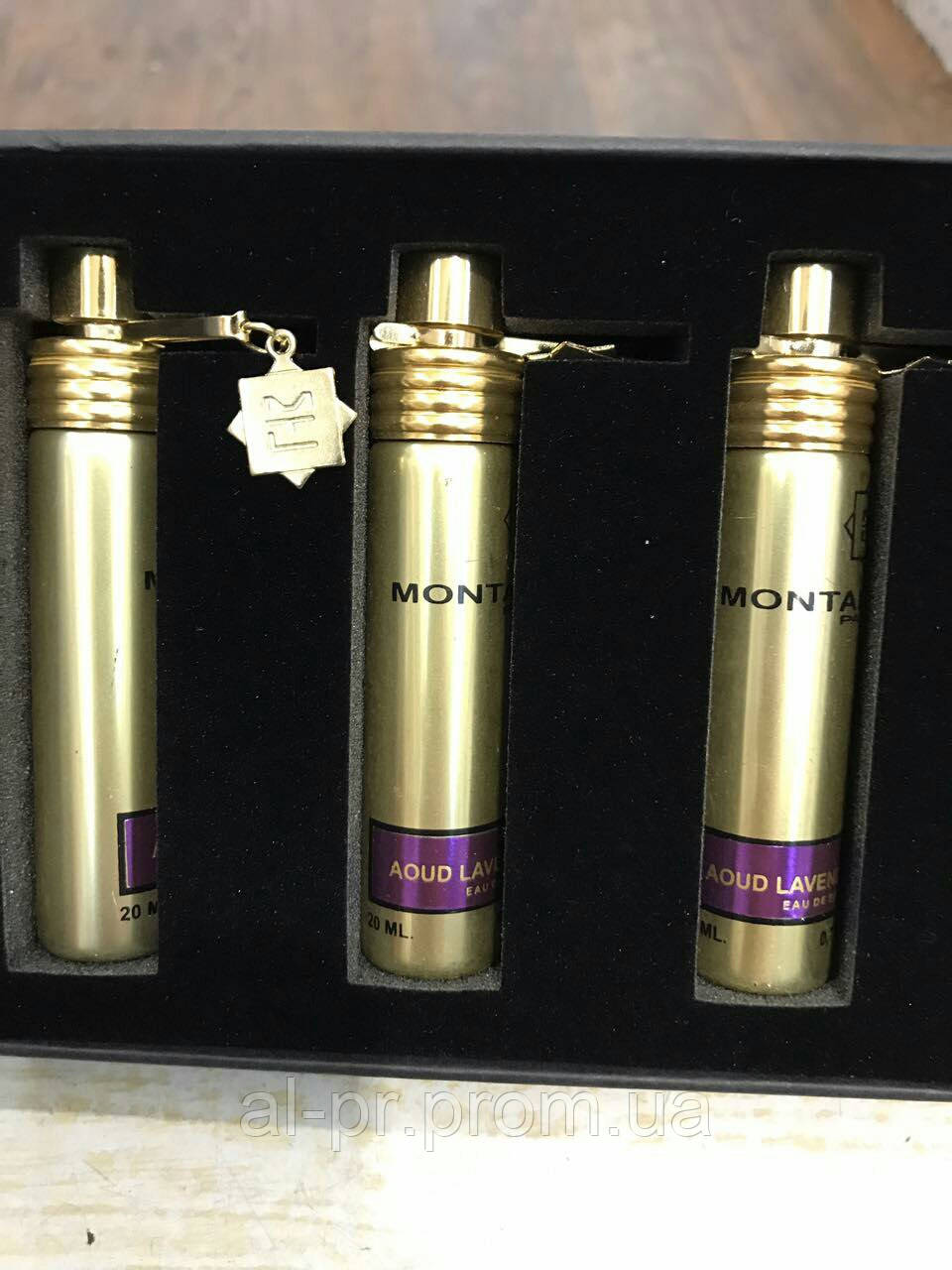 Подарочный набор парфюмерии Montale Aoud Lavender
