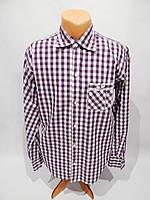 Мужская рубашка  длинным рукавом Mil Made  оригинал 037ДР р.48