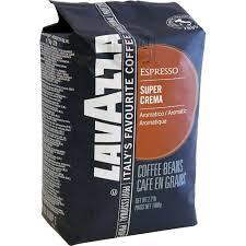 Кофе в зернах Lavazza Espresso Super Crema (Акция) 1кг