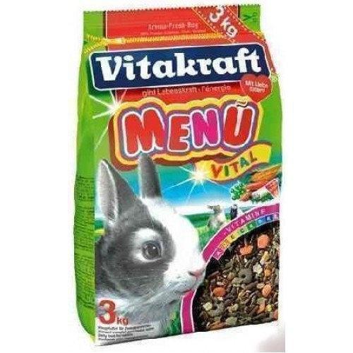 Vitakraft Menu для кроликів 3 кг (25542)