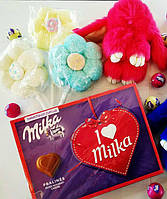 I Love Milka Pralines