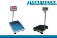 Весы товарные платформенные ВПД-Д (FS405-D) от Днепровес