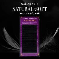 Ресницы NAGARAKU  0.07, С, 15