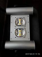 """Світлодіодний ( LED ) світильник вуличний великої потужності СВ30500-235-5000-4х2540х2х1400  """"Квадр"""""""