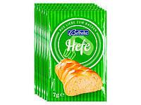 Сухие дрожжи Belbake Hefe  7 г х 6 упаковок